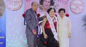 Gloria Agravante:OFSAM Queen of Hearts 2015