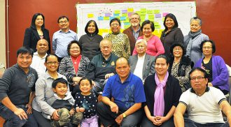 The envisioning celebration of the future of Filipinos in Manitoba
