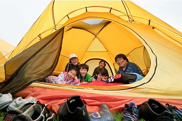 Learn to Camp Weekend at Riding Mountain National Park