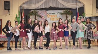Meet the Queen of the Festival Contestants