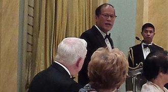 Alibin in Ottawa for Aquino State Visit