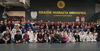 Grappling for a Cause