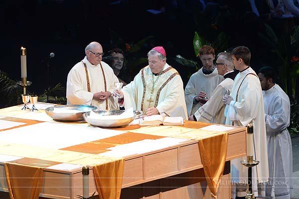 Archdiocese of Winnipeg Centennial celebration