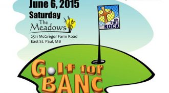 Golf for BANC (Building A New Church)