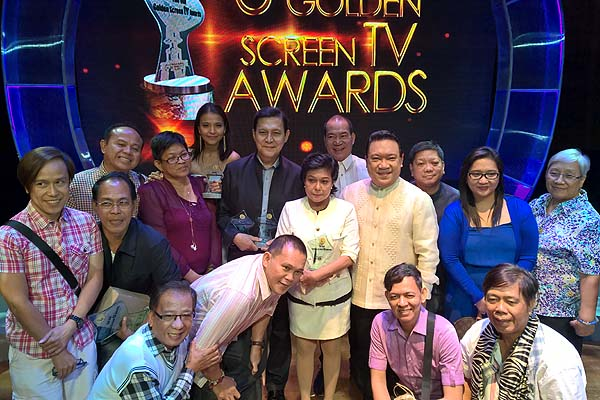 2015 Golden Screen TV Awards full list of winners