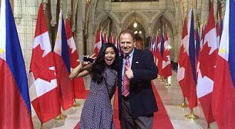 Kevin Lamoureux on Aquino visit to Ottawa