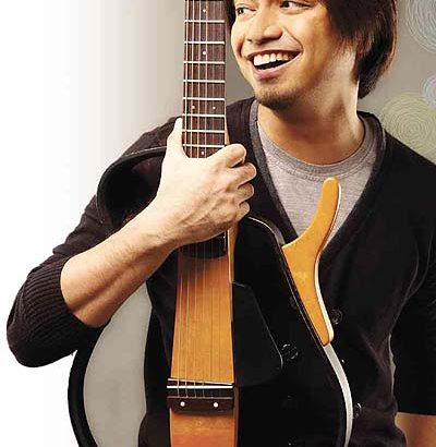 New Music genre for singer Nyoy Volante