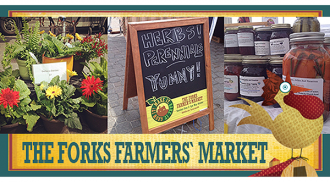 Grand Opening for The Forks Farmers' Market This Sunday: Over 30 Vendors, Entertainment and Giveaways