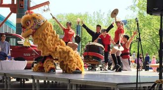 Asian Heritage Society of Manitoba presents colourful programs at the Forks