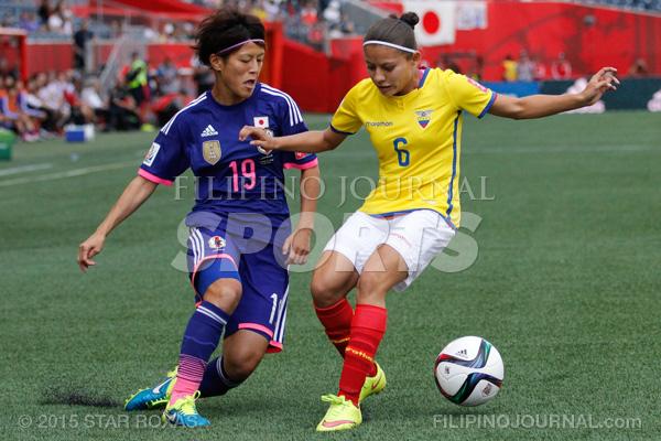 Ecuador 0-1 Japan