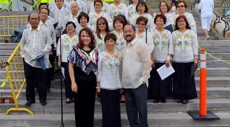 Senator Enverga pays tribute to Philippine Heritage Band to celebrate 117th Philippine Independence Day