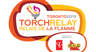 2015 Pan Am Games Torch Relay Celebration