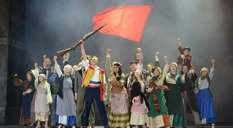 Les Miserables: the Musical Phenomenon at Rainbow Stage, July 9th – July 24th, 2015