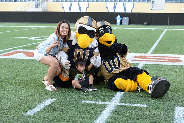Rookie Bomber fans take to the field for Newcomers Night