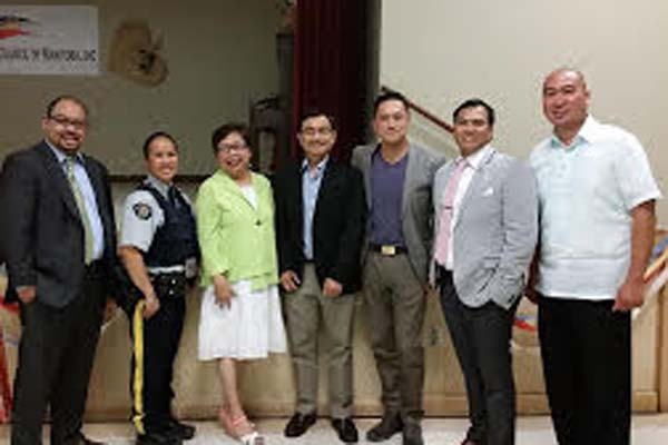 Filipino Business Professionals Deliver Expertise on Heritage Week Panel