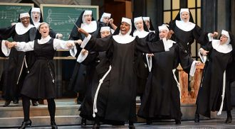 Sister Act: The Gloriously Funny Broadway Musical
