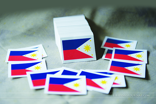 Visit the Filipino Journal tent at the Mantioba Filipino Street Festival to get your flag tattoo
