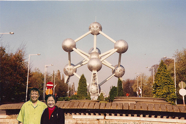"Brussels – the ""European Village"""