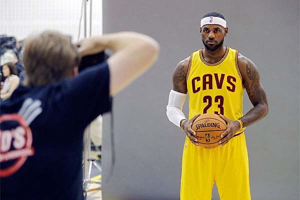 MOA Arena gears for LeBron James' visit
