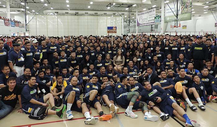 PegCity Basketball invades Chicago