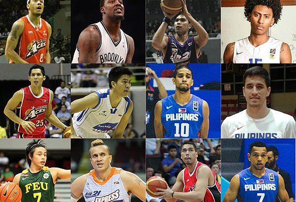 Gilas Pilipinas final 12 for 2015 Fiba Asia