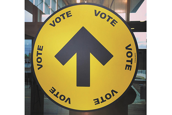 Canadians heading to the polls – Oct 19th