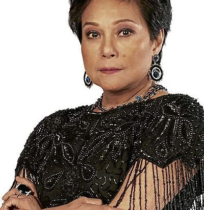 Nora Aunor plays offbeat role in upcoming TV series