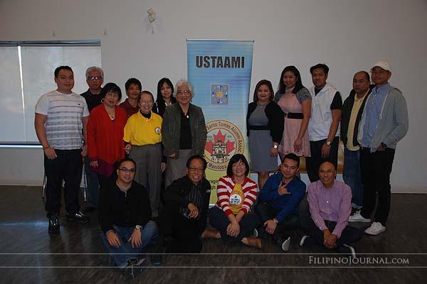 UST Almuni Association of Manitoba gives 8 scholarship and 3 bursary awards