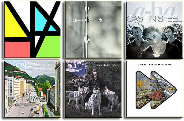 Albums Released in 2015 that Are Worth Checking Out