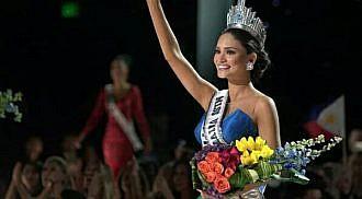 Pia Wurtzbach crowned Miss Universe 2015
