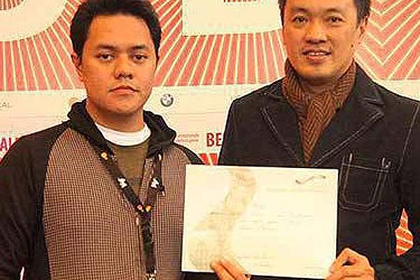 Pinoy filmmakers get Holland grants