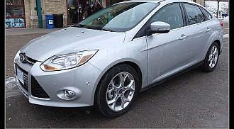 2012 Ford Focus – Redesigned for Fun