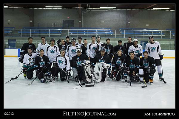 Winnipeg Emperors sending two squads to the Asian Hockey Championships in Toronto