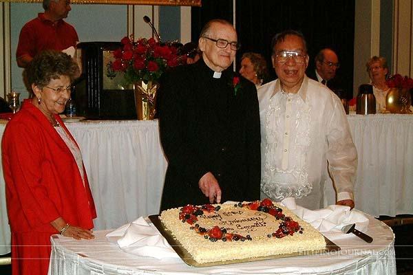 Father Emmett Retires