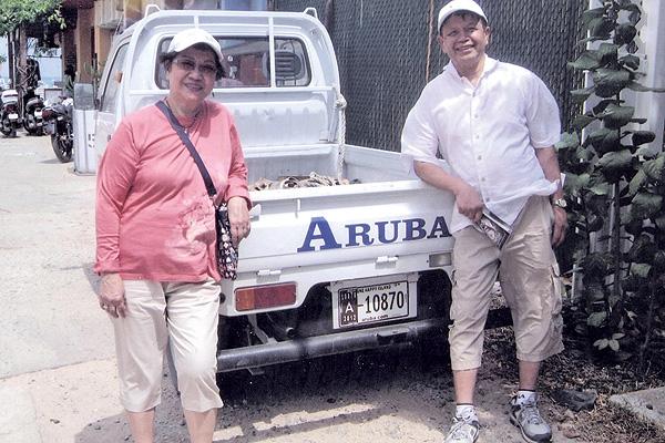 "Aruba, ""One Happy Island"""