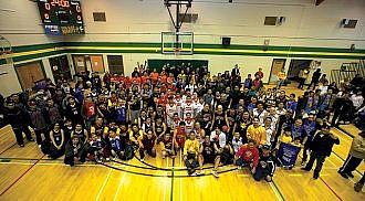 Celebrating 20 years IKAW Basketball