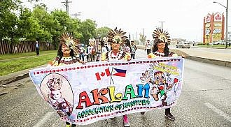 Annual Ati-Atihan Celebration 2016