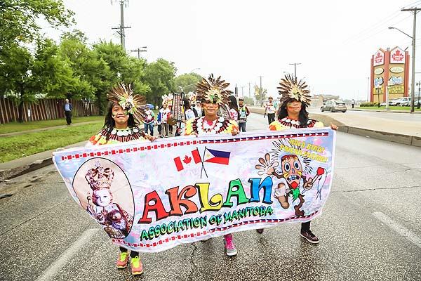 Annual Ati-Atihan Celebration 2016