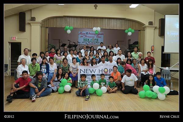 NHFMM 1st Anniversary Celebration and Thanksgiving Mass