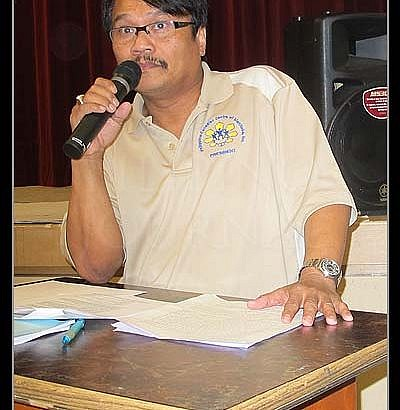 Five board members join PCCM; Lito Taruc as president for 2nd term