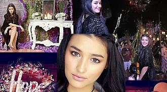 Kinsfolks surprise Liza Soberano with debut party