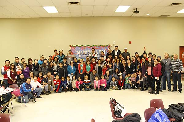 4th Annual Manitoba BM Thanksgiving Party