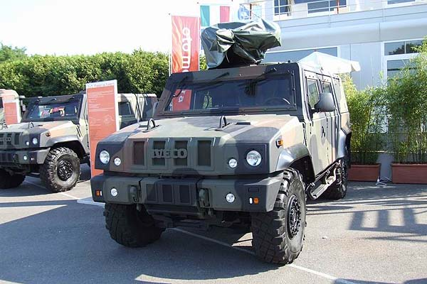 PH to buy military equipment from Italy
