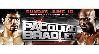 Pacquiao will be too much for Bradley