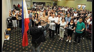 Philippine Consular Outreach Services in Winnipeg May 19-21