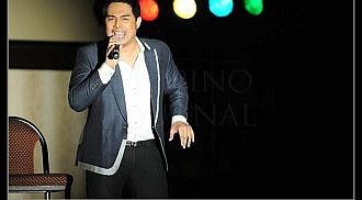 Jed Madela: entertainer par excellence!