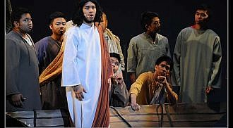 The Passage: Pilgrimage of Faith – A Musical at Pantages