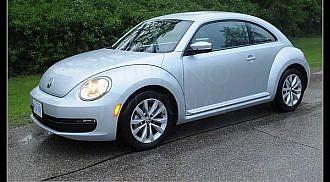 2012 Volkswagen Beetle Premiere