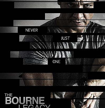 The Bourne Legacy in Manila