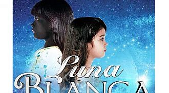 Childstars Jillian Ward and Mona Louise Rey topbill 'Luna Blanca'